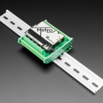 DIN Rail Terminal Block Adapter to Metro or Arduino Uno