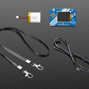 Adafruit PyBadge Low Cost Starter Kit