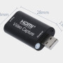 USB 2.0 to HDMI Video Capture Adapter