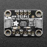 Adafruit DS1841 I2C Digital 10K Potentiometer Breakout - STEMMA QT / Qwiic
