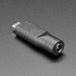 2.1mm 5VDC Barrel Jack to USB C Adapter