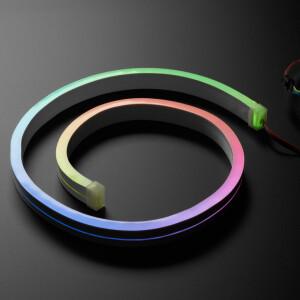 NeoPixel RGBW Neon-like Flex Strip - Cool White 5500K - 1 meter - 5V 60 LEDs/m