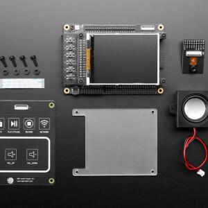 ESP32-S2 Kaluga Dev Kit featuring ESP32-S2 WROVER