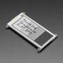 "Adafruit 2.9"" Grayscale eInk / ePaper Display FeatherWing - 4 Level Grayscale"