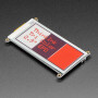 "Adafruit 2.9"" Tri-Color eInk / ePaper Display FeatherWing - Red Black White"