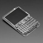 "Keyboard FeatherWing - QWERTY Keyboard + 2.6"" LCD"