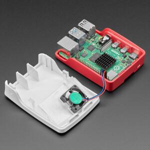 Official Raspberry Pi 4 Case Fan and Heatsink
