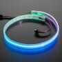 Adafruit NeoPixel 332 LED-per-Meter Silicone Bead LED Strip - 0.5 Meter