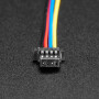 STEMMA QT / Qwiic JST SH 4-pin Cable with Premium Female Sockets - 150mm Long