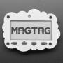 Acrylic + Hardware Kit for Adafruit MagTag