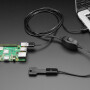 USB Host Switching Cable - Mini Mechanical KVM