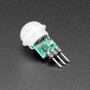 Breadboard-friendly Mini PIR Motion Sensor with 3 Pin Header