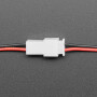 2.5mm Pitch 2-pin Cable Matching Pair - JST XH compatible