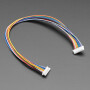 1.25mm Pitch 9-pin Cable 20cm long 1:N Cable - Molex PicoBlade Compatible