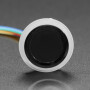 Ultra-Slim Round Fingerprint Sensor and 6-pin Cable