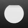 Round Semi-Circle Backlight LED - 50mm Diameter