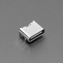USB C SMT / THM Jack Connector - Power Only - Pack of 10