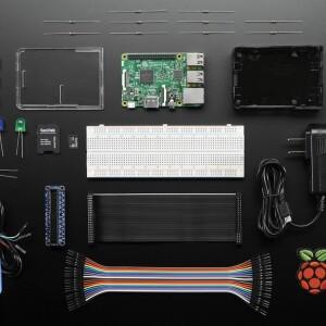 Raspberry Pi 3 Model B Starter Pack