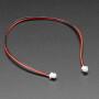 1.25mm Pitch 2-pin Cable 20cm long 1:1 Cable - Molex PicoBlade Compatible