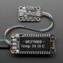 Adafruit MCP9808 High Accuracy I2C Temperature Sensor Breakout - STEMMA QT / Qwiic