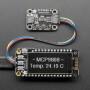 Adafruit MCP9808 High Accuracy I2C Temperature Sensor Breakout - STEMMA QT / Qwiic