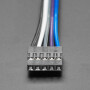 """2.54mm 0.1"""" Pitch 5-pin Jumper Cable - 20cm long"""