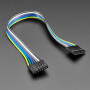 2.54mm Pitch 7-pin Jumper Cable - 20cm long
