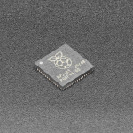 Raspberry Pi RP2040 Microcontroller - Single Surface Mount Chip