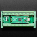 Terminal Block Breakout Module for Raspberry Pi Pico - Screw Mount Version