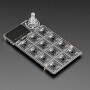 Adafruit MACROPAD RP2040 Bare Bones - 3x4 Keys + Encoder + OLED