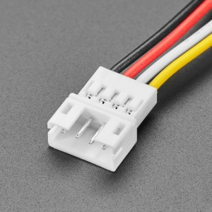 2.0mm Pitch 4-pin Cable Matching Pair - JST PH Compatible