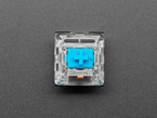 Kailh Mechanical Key Switch - Clicky Blue - Single Piece
