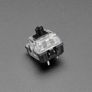 Kailh Mechanical Key Switch - Linear Black - Single Piece