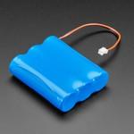 Lithium Ion Polymer Battery - 3.7V 10050mAh (10 Ah)