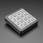 4x4 Key Deluxe Aluminum Keypad Shell Enclosure