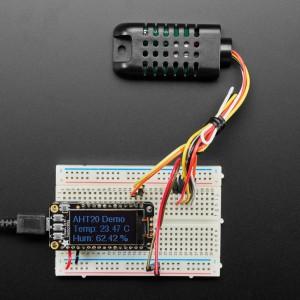 Enclosed AHT20 - Temperature and Humidity Sensor